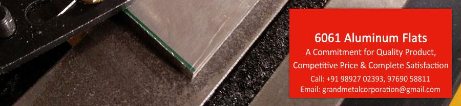 6061 Aluminum Flats, Steel Flats, Alloy Steel Flats, Carbon